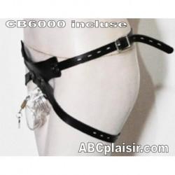 La ceinture de chasteté avec CB6000