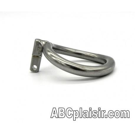 Cage de chasteté Anneau ergonomique 40 mm