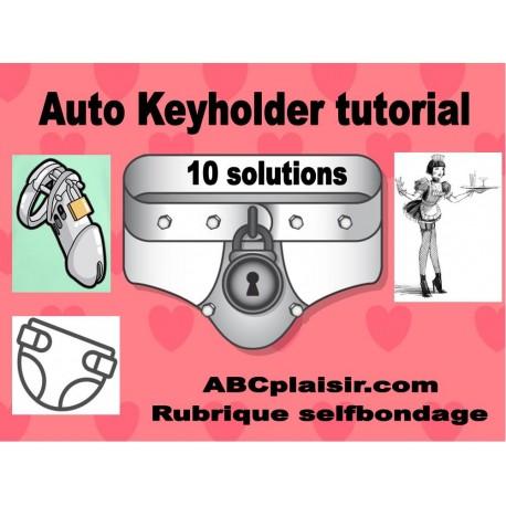 Astuces pour vos clés de cages de chasteté ou autres jeux