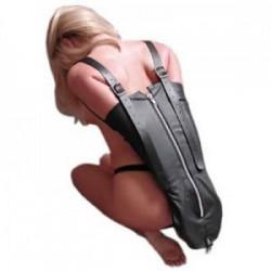 Armbinder BDSM en cuir