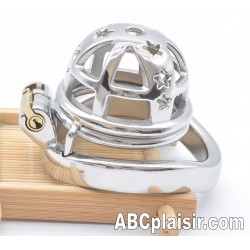 US chastity cage