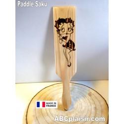Paddle Saku 02 pour la fessée et le spanking