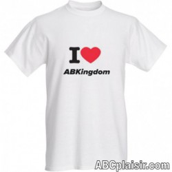 T-shirts Abkingdom