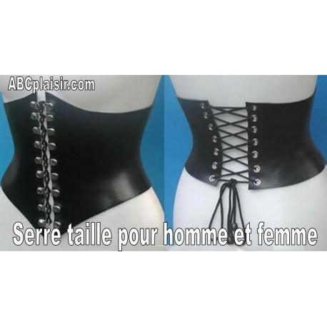 Serre taille