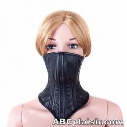 Minerve corset de cou BDSM slave
