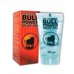 Retardant Bull Power Delay Gel - 30 ML