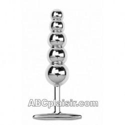 Plug à boules en métal