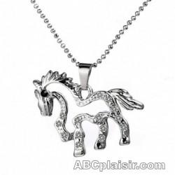 Collier pony