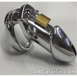 Cage de chasteté de luxe L 50 mm