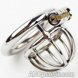 Cage de chasteté chastity total Ring 40mm