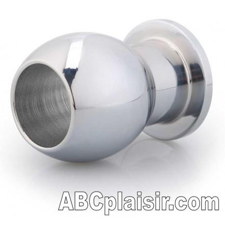 Image d'un plug tunnel en métal